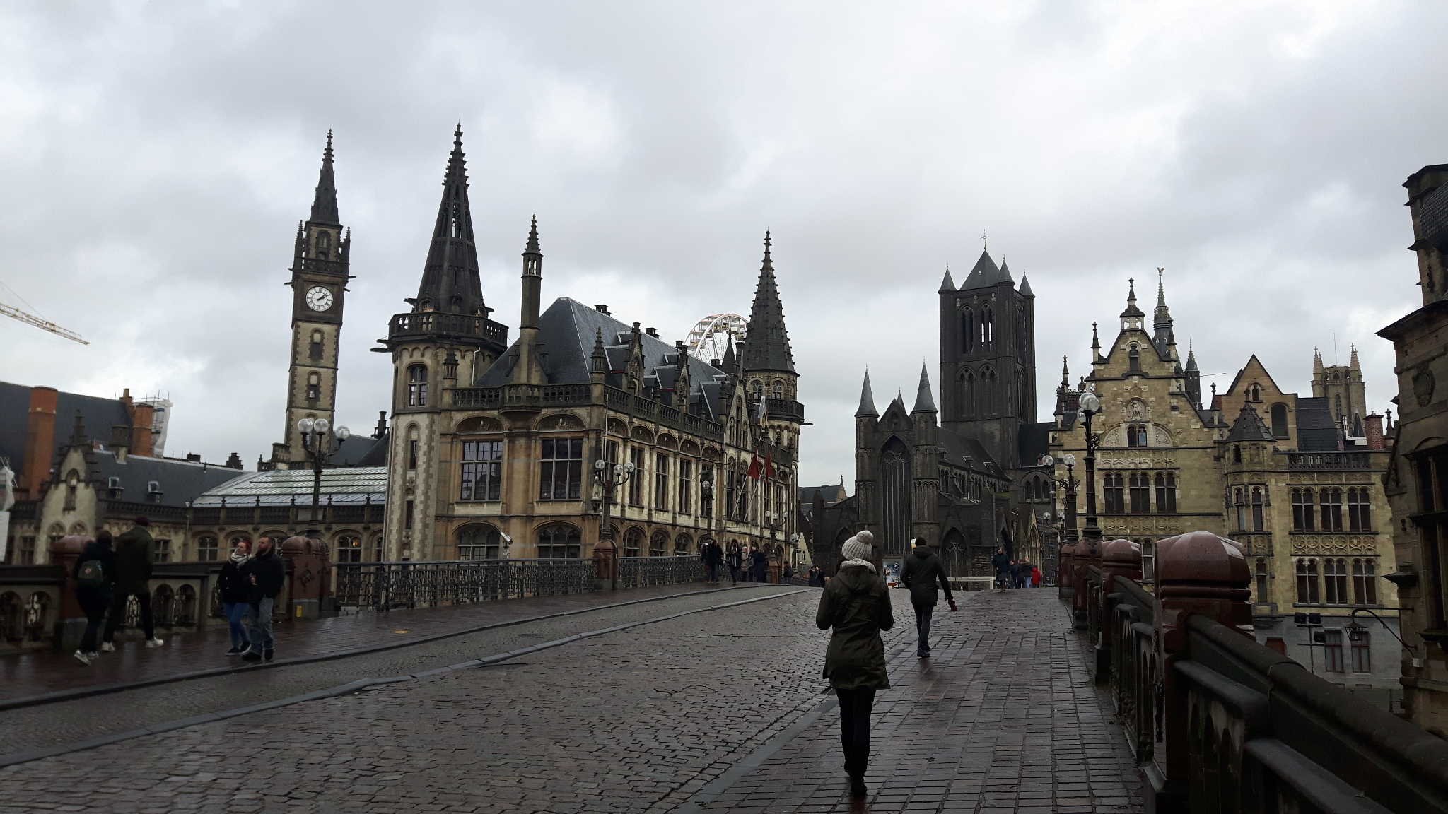 What to see 1 day in Ghent: tour by walk
