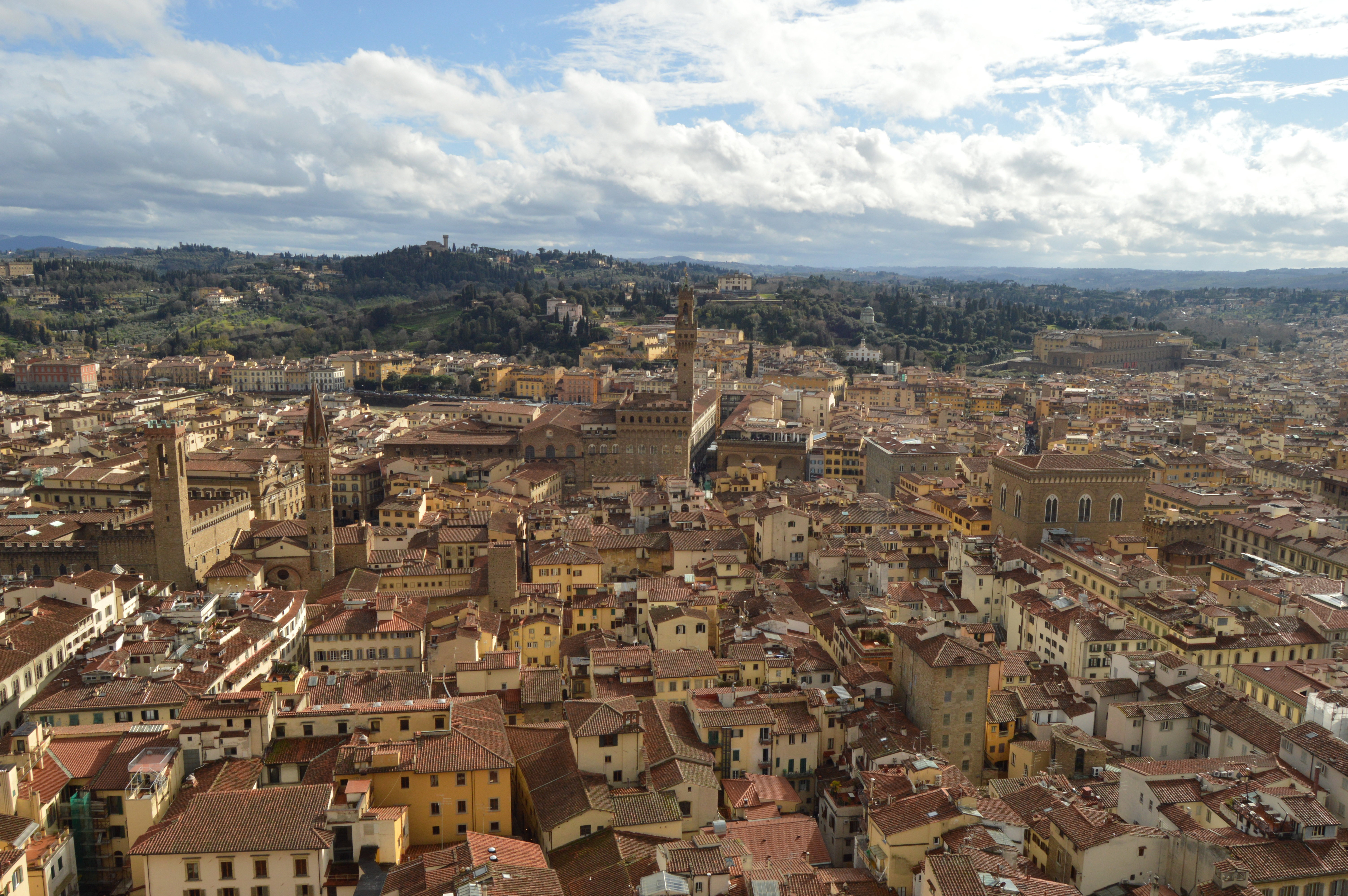 How to get to Florence: which way do you prefer?