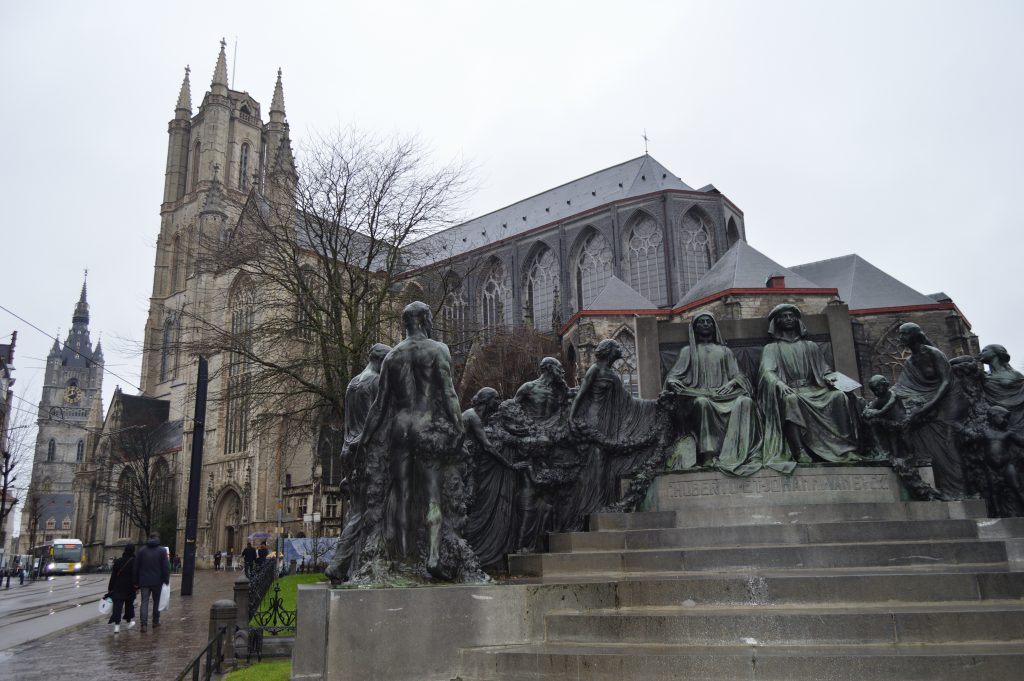 Cathedral of San Bavón