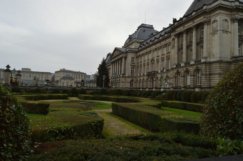 Brussels's Park