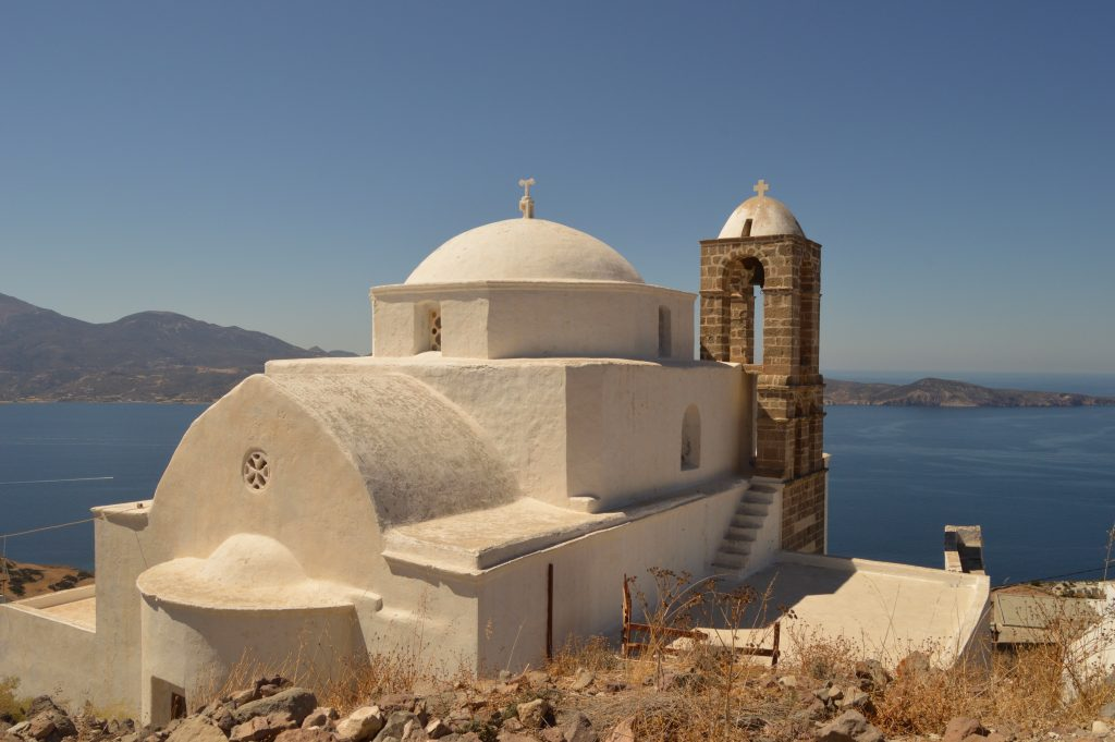 Panagia Thalassitra church