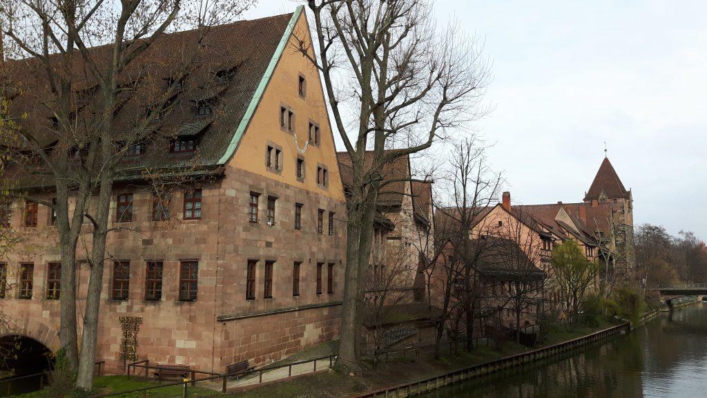 View from Fischbrücke
