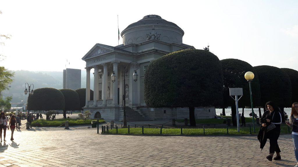 Alessandro Volta Memorial