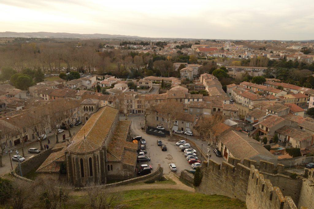 Carcassonne city