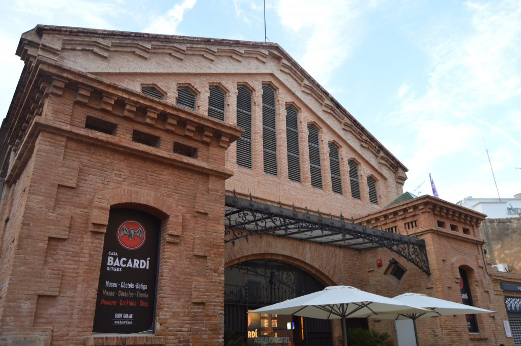 Bacardi house
