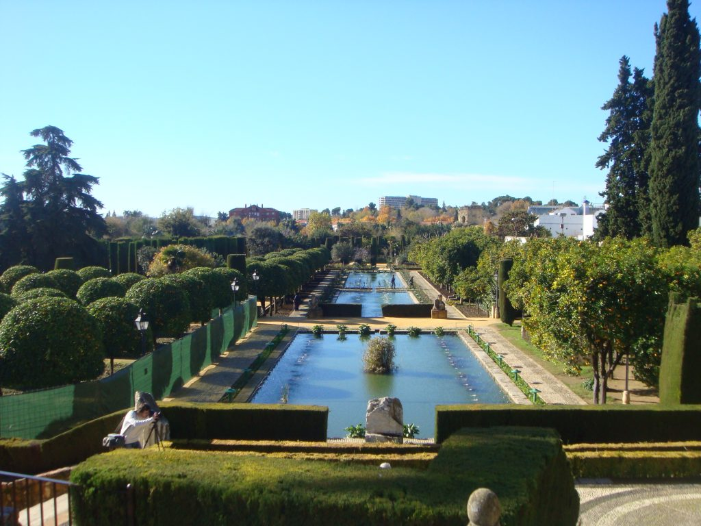 Garden of the Alcazar