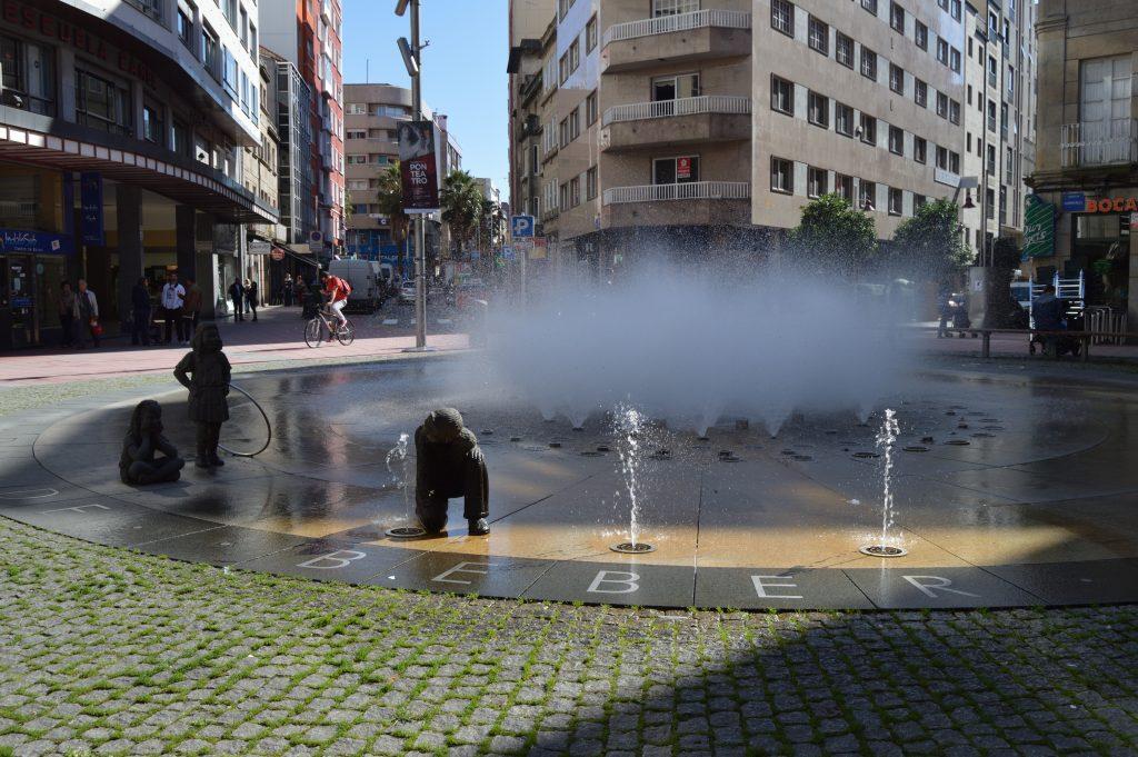 Child fountain