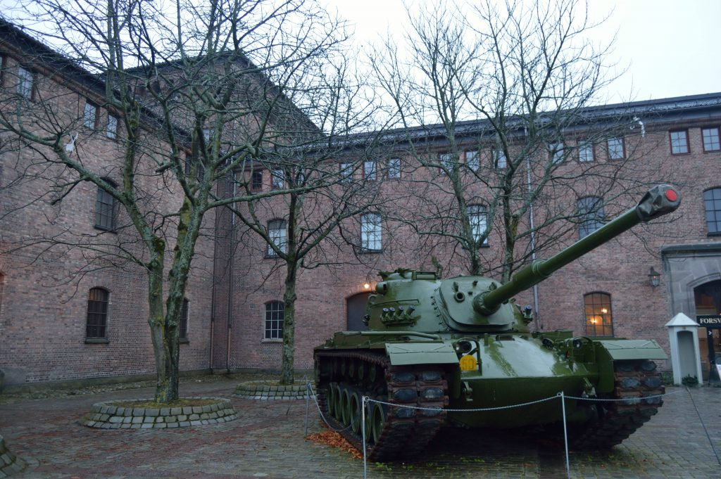 Museum of Defense (Forsvarsmuseet)