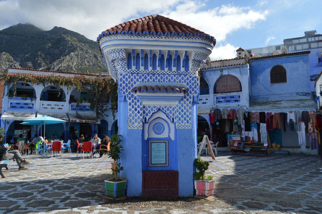 El hauta square