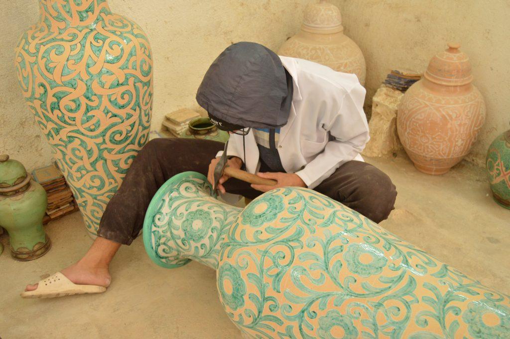 Cooperative works ceramic