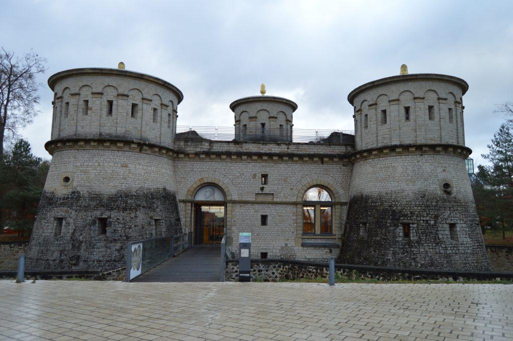 Dräi Eechelen Museum