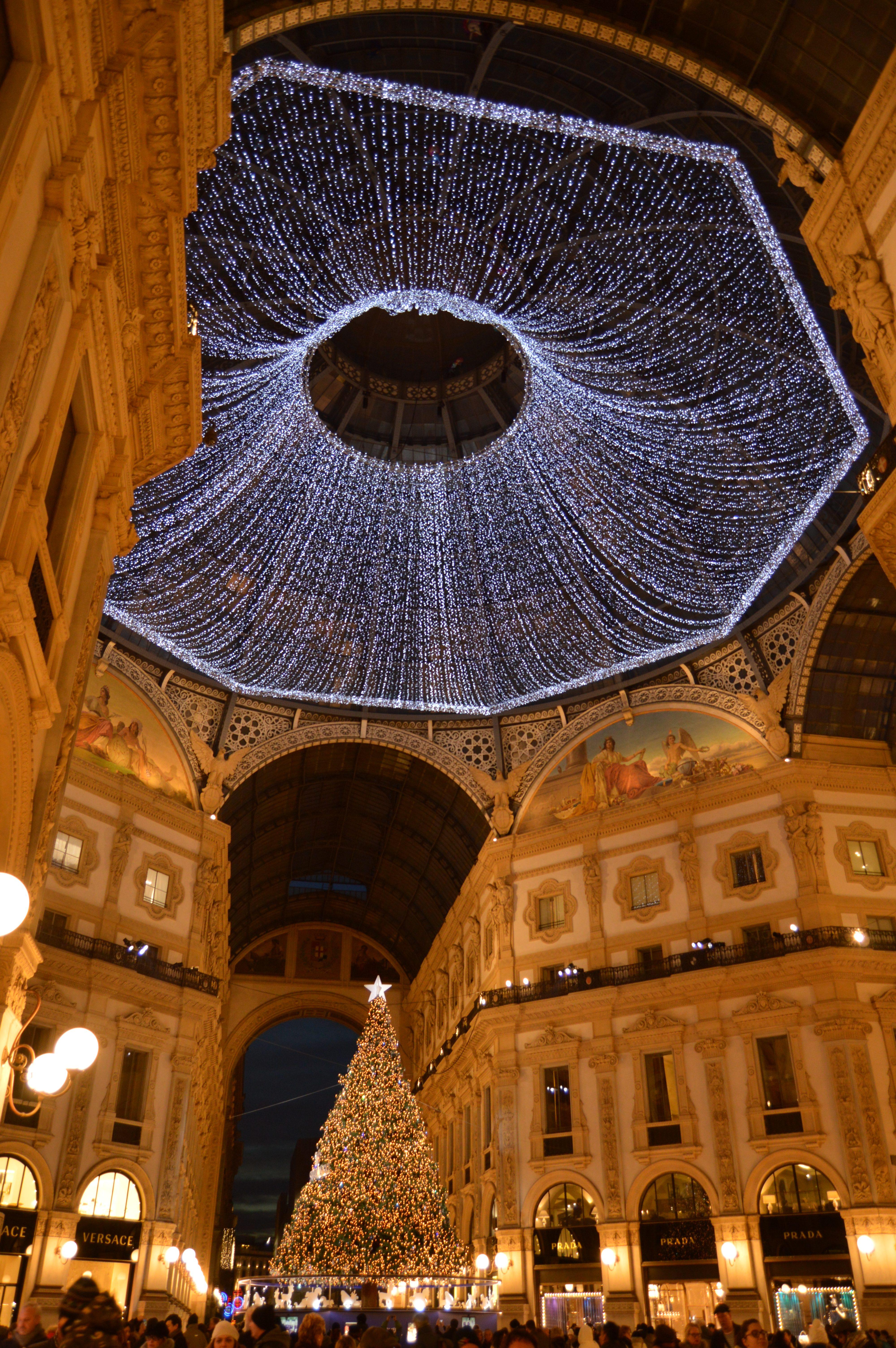 Christmas time in Milan