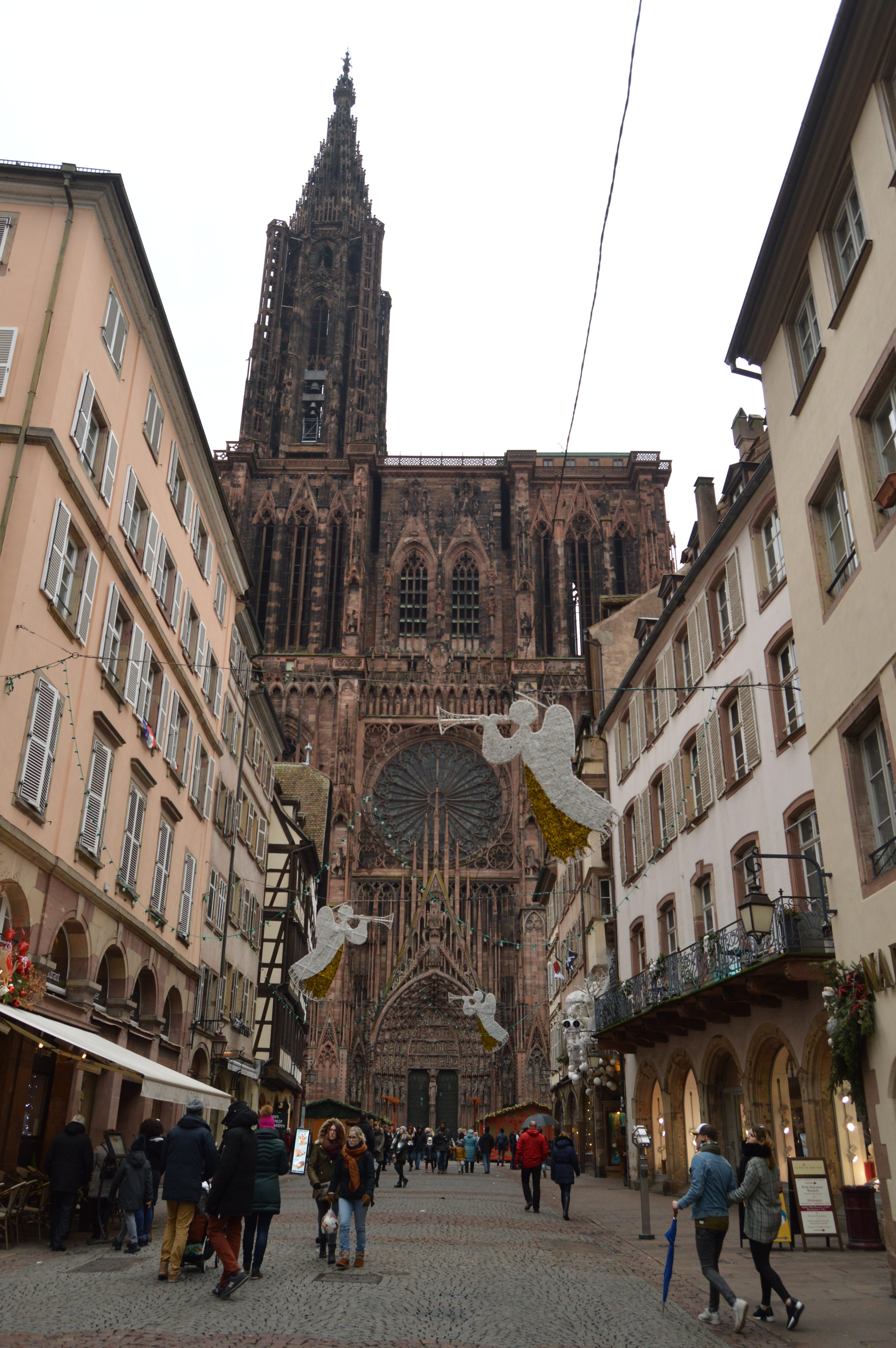 Strasbourg day trip: the east of France