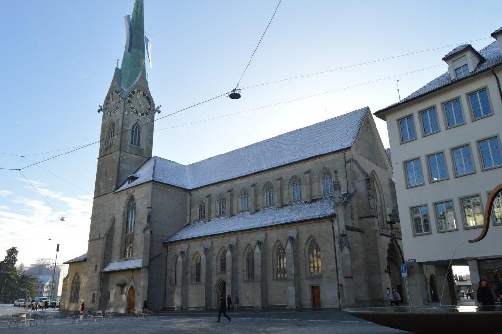 Kirche Fraumünster