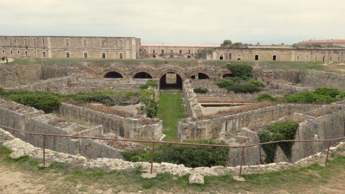 San Fernando castle