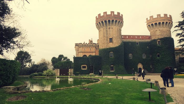 Castle of Peralada