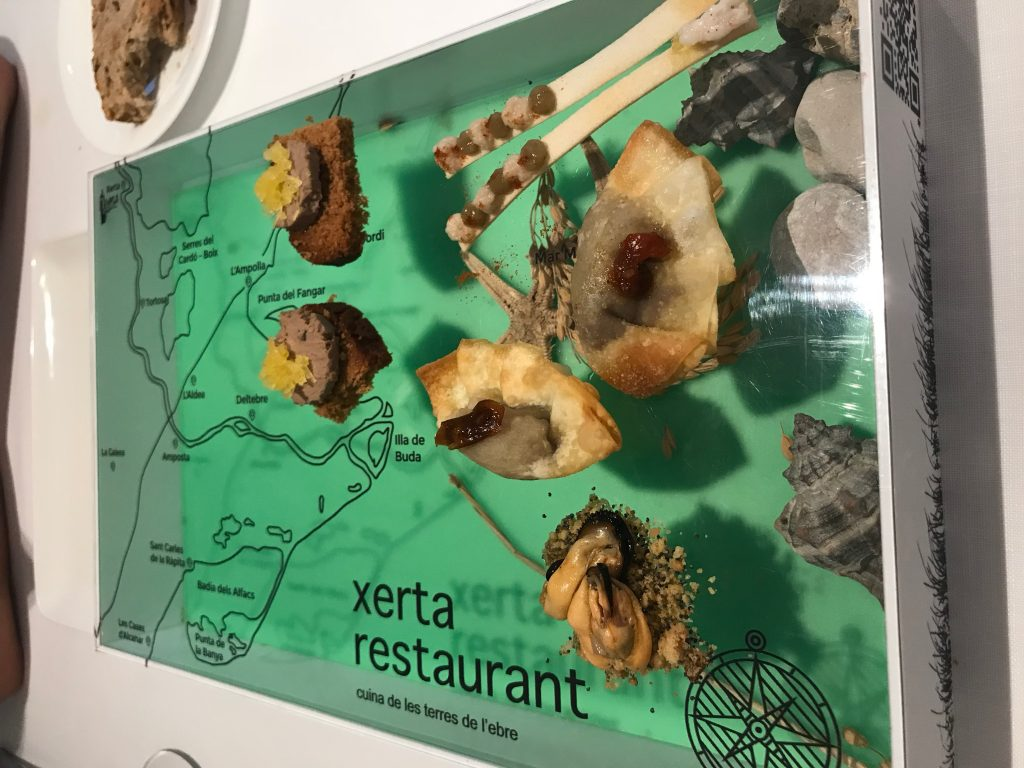 Xerta Restaurant (1* Barcelona)