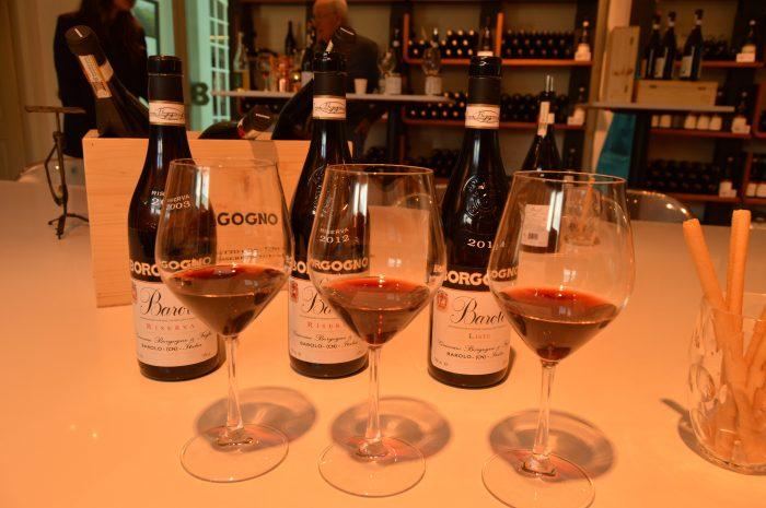 Borgogno winery