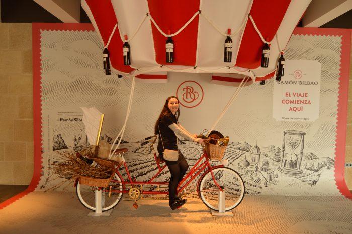 Ramon Bilbao winery
