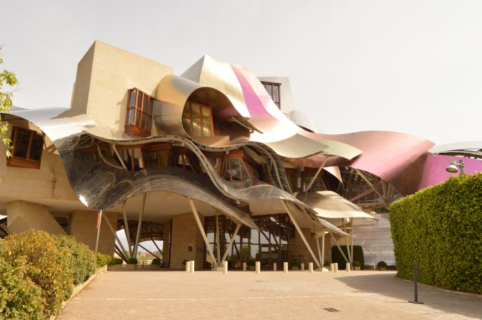 Marques de Riscal winery