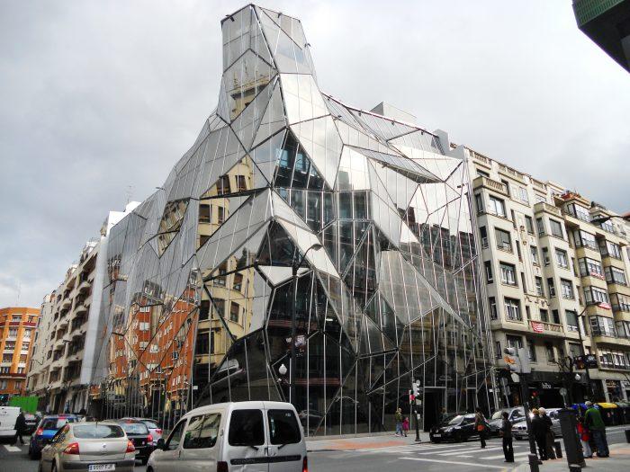 Osakidetza building