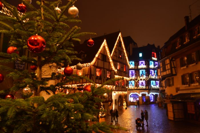 Christmas time in Colmar