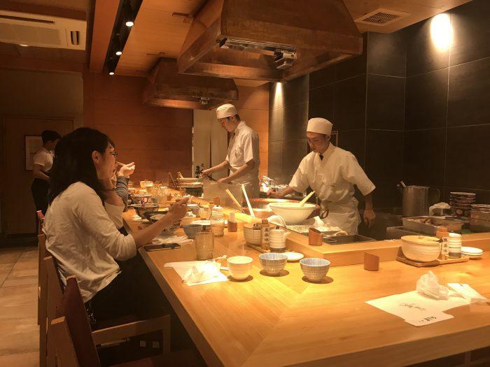 Tendon Makino Kyoto Teramachi