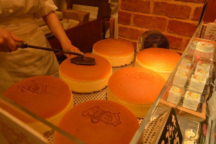 Rikuro cheesecake