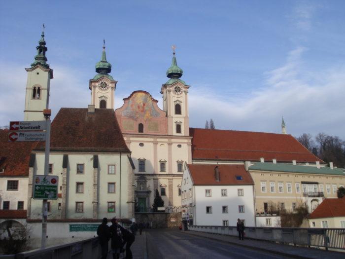 Pfarrkirche Steyr-St. Michael