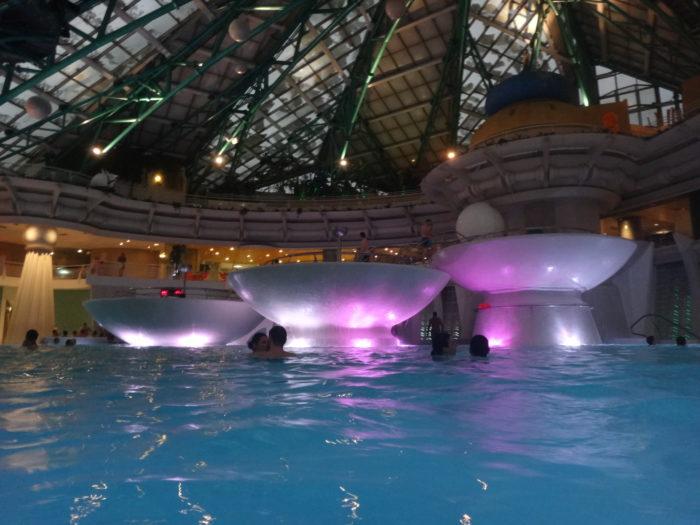 Indoor Lagoon