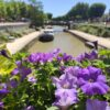 Narbonne weekend: canal and wine