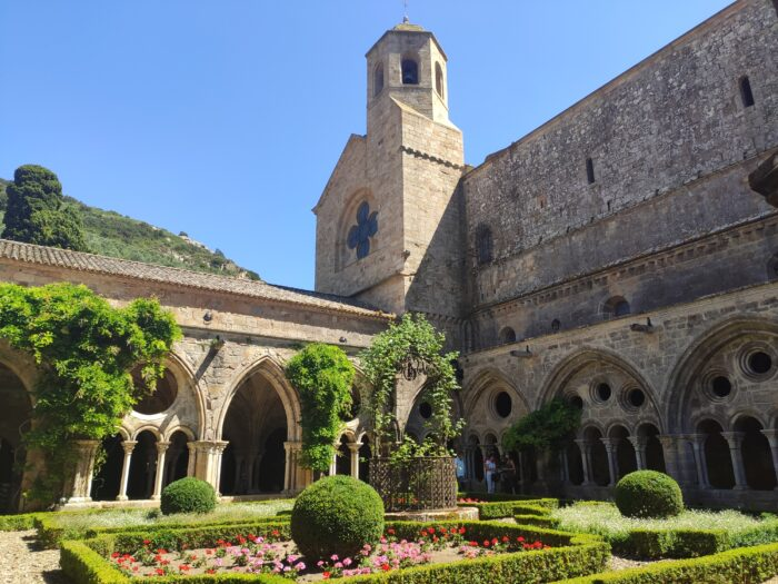 The Abbey of Fontfroide