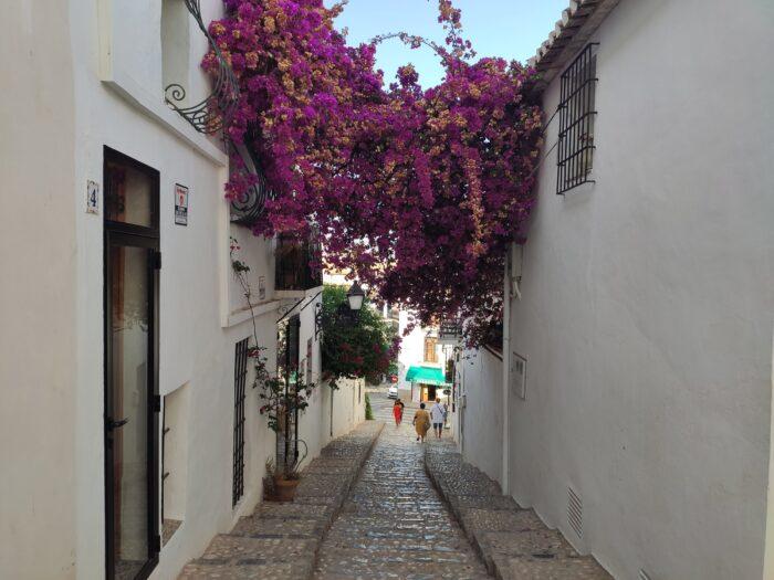 Street of Altea