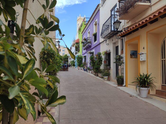 Street of Calpe