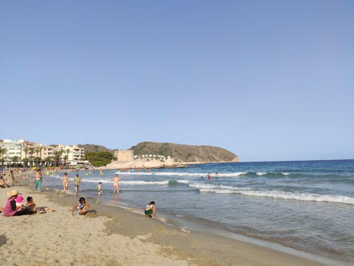 L'Ampolla beach
