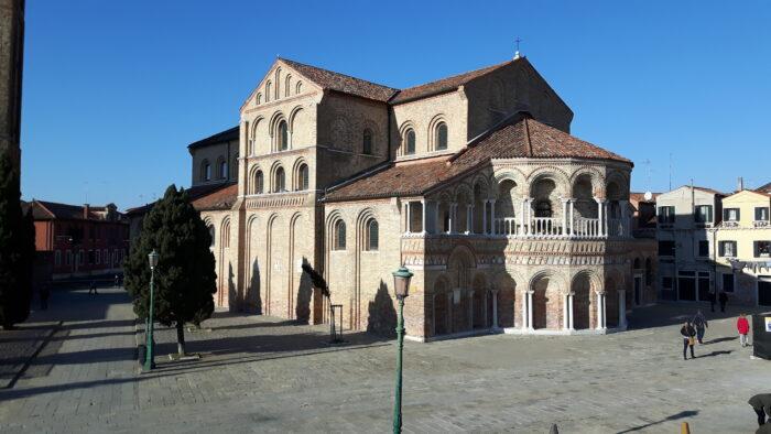 The Church of Santa Maria e San Donato