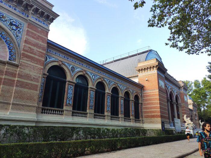 Velázquez palace
