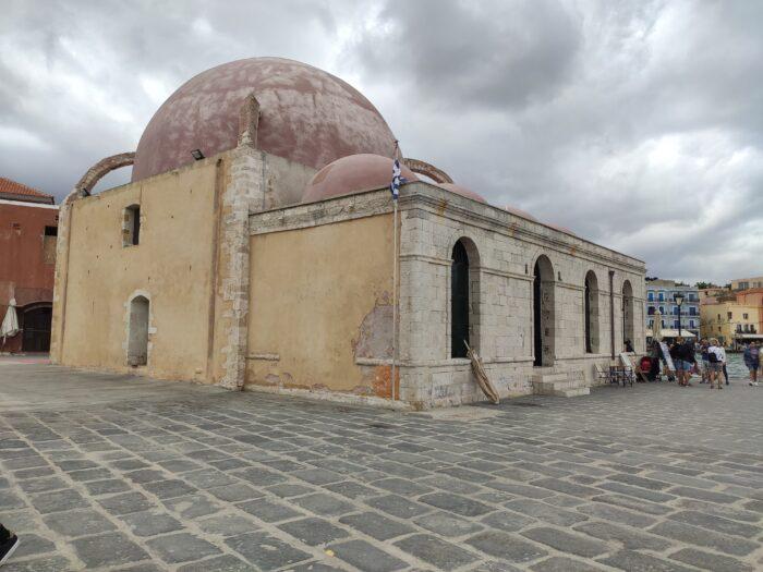 Kyuchuk Hassan Mosque