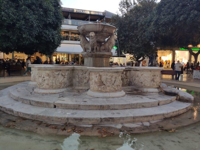 Fountain of Morosini